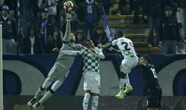 FC Porto frente ao Moreirense: A depressão voltou