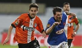 Belenenses-Feirense, 2-2: De tanto querer  a nada ganhar