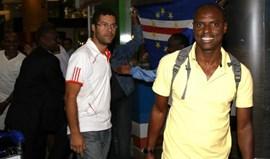 Cabo Verde chama sete 'portugueses' para particular com Marrocos