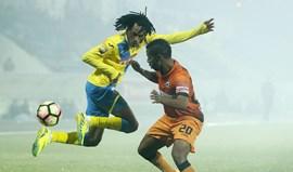 Crónica do Arouca-Varzim (3-0): Faltou eficiência à pressão máxima