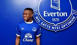Lookman no Everton por 12,8 milhões de euros