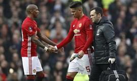 Como um músculo de Rojo pode fazer Mourinho mudar de opinião sobre reforçar defesa