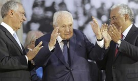Marcelo Rebelo de Sousa diz que Portugal combaterá pela imortalidade do legado de Mário Soares