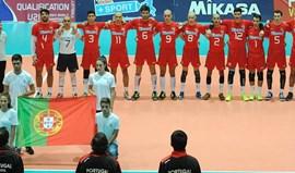 Portugal na 2.ª ronda da qualificação para o Mundial sub-21