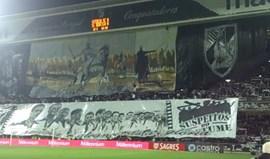 Arrepiante momento no D. Afonso Henriques com 25 mil almas vitorianas a cantar