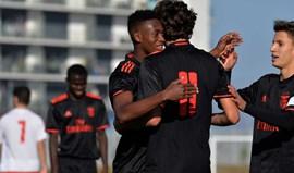 Benfica vence U. Leiria (4-1)