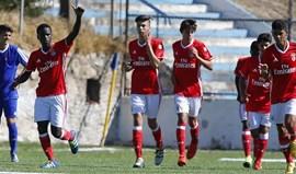 Benfica goleia em Portimão com hat-trick de Diogo Cardoso