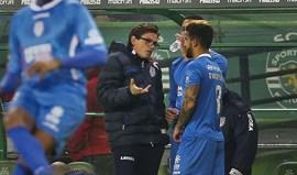 Nuno Manta: «Fizemos o golo e a equipa acreditou até ao fim»