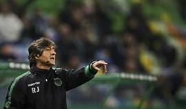 Raúl José: «Árbitro teve um erro ou dois, mas sempre a prejudicar o Sporting»