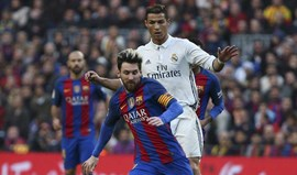 The Best FIFA 2016: Ronaldo num mano a mano com Messi