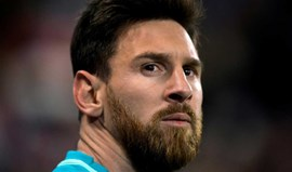 Messi não vai à gala da FIFA