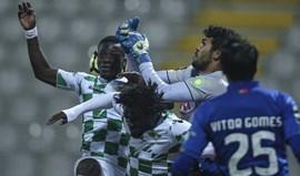 A crónica do Moreirense-Belenenses, 1-0: Uma 'aventura'que saiu cara