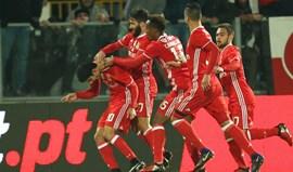 V. Guimarães-Benfica, 0-2