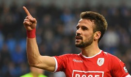 Bélgica: Standard Liège rejeita ofertas por Orlando Sá