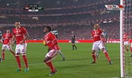 Conheça a opinião do Conselho de Arbitragem sobre os 'penáltis' do Benfica-Sporting
