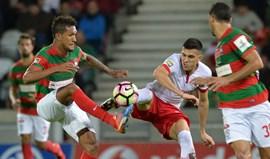 Marítimo-Sp. Braga, 0-1