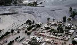 Pilotos solidários com vítimas do deslizamento de terras em Jujuy