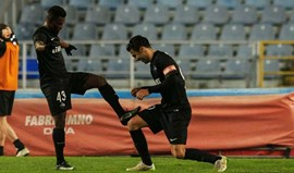 Académica-Olhanense, 2-0: Estudantes sobem ao terceiro lugar