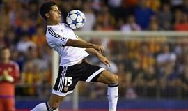 Enzo Pérez quer regressar ao Benfica