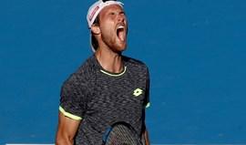 João Sousa voa em Auckland rumo à 8.ª final ATP da carreira