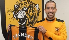 Oficial: Evandro assina pelo Hull City por duas épocas e meia