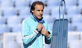 Quim Machado: «Em casa temos de assumir o risco e jogar para ganhar»
