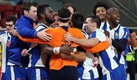 FC Porto triunfa e segue 100% vitorioso