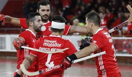 Liga Europeia: Benfica supera Amatori Lodi e assegura apuramento