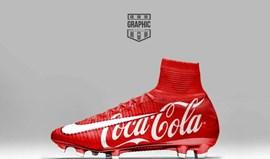 Chuteiras da PS4 ou Coca-Cola? Sim, é possível