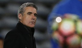 Luís Castro: «Andámos sempre muito desligados»