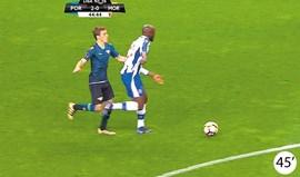 Os casos do FC Porto-Moreirense: Uma atuação irregular