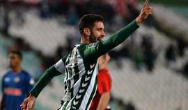 Frederico Venâncio  é central goleador