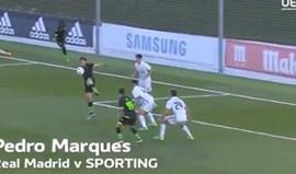 UEFA rendida a grande golo de pérola do Sporting