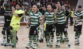 Sporting acusa adversários de comportamento provocatório