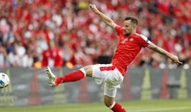 Eintracht quer vender Seferovic