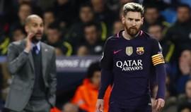Guardiola chama por Messi e acena com proposta milionária