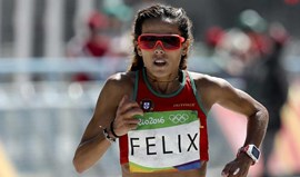 Maratona de Londres: Dulce Félix no grupo de elite