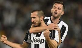Chiellini compara Pogba a LeBron e Bolt para explicar dificuldades da Juventus