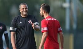 Kenedy quer eliminar Benfica da Taça CTT mas mantém aposta na 2.ª liga