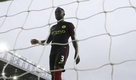 Sagna leva multa de 46 mil euros por criticar árbitro no Instagram