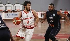FIBA Europe Cup: Benfica derrotado na Holanda