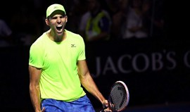 Karlovic dispara 75 ases e bate recorde do torneio