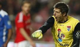 Adriano Facchini vai ser reforço