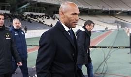 Grécia: José Morais abandona AEK Atenas