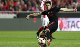 Crónica do Benfica-Leixões, 6-2: Passadeira vermelha