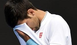 Novak Djokovic eliminado pelo n.º 117 do Mundo