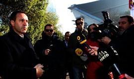 António Salvador: «Foco tem de estar unicamente no dérbi»