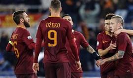 Roma goleia (4-0) Sampdoria na estreia de Mário Rui