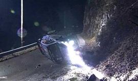 Rali de Monte Carlo: Acidente de Paddon dita anulamento da primeira especial