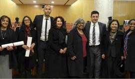 Eusébio e Coluna homenageados na Assembleia da República